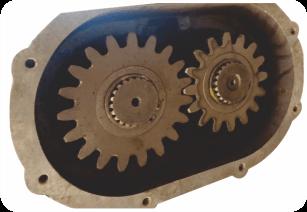 2 speed gear box