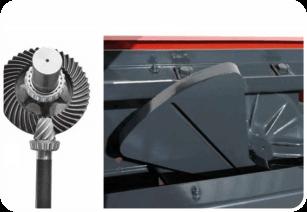Bevel Gear Box