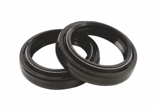 Double cone mechanical oil seal