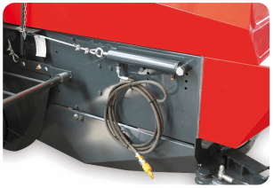 Hydraulic Adjustable Pick-up Height