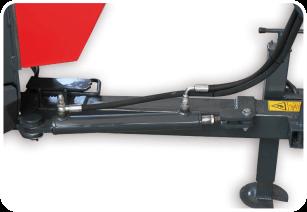 Hydraulic Moving Draw Bar