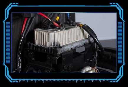 Electric Efficient Motor