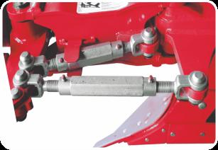 Precise adjustment mechanism