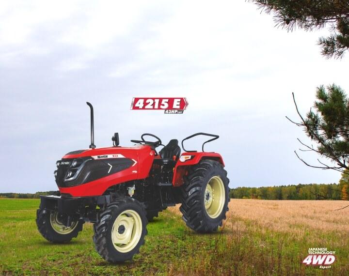 Solis 4215  –  4WD