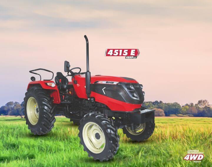 Solis  4515 – 4WD