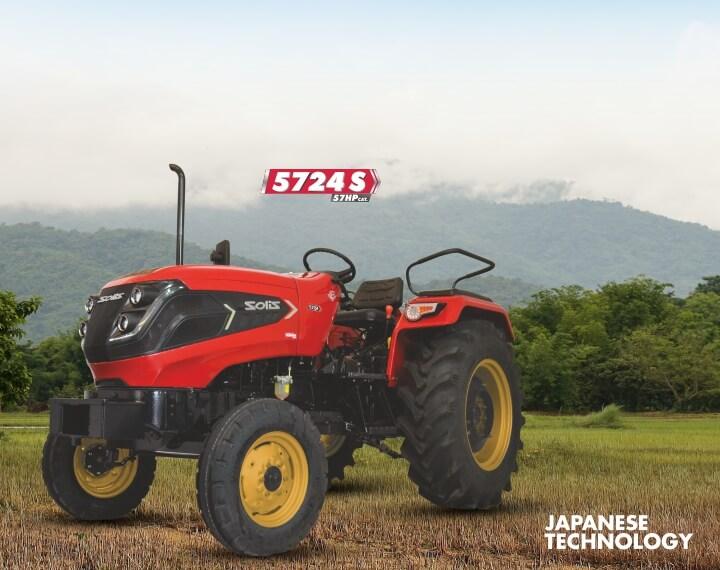 Solis 5724  - 2WD