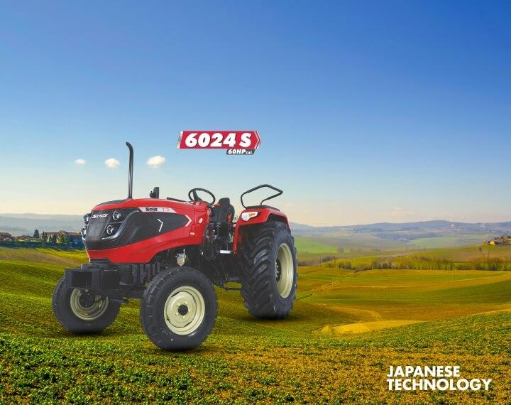 Solis 6024  - 2WD