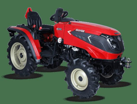Solis 2516 – 4WD