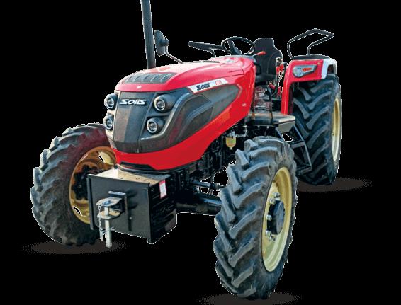 Solis 6024 - 4WD
